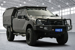 2019 Mazda BT-50 UR0YG1 XTR Grey 6 Speed Sports Automatic Utility.