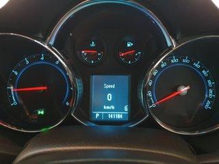 2011 Holden Cruze JH Series II MY11 CDX Green 6 Speed Sports Automatic Sedan