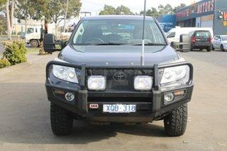2009 Toyota Landcruiser Prado KDJ150R GX (4x4) Grey 6 Speed Manual Wagon.