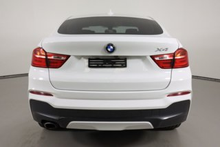 2016 BMW X4 F26 MY16 xDrive 20I White 8 Speed Automatic Coupe