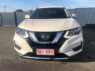 2017 Nissan X-Trail T32 ST X-tronic 2WD White 7 Speed Constant Variable Wagon