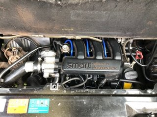 2003 Smart City-Coupe C450 Pulse Black 6 Speed Seq Manual Auto-Clutch Coupe