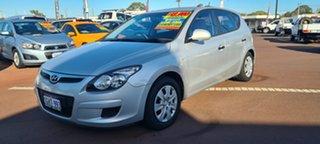 2012 Hyundai i30 FD MY11 SX Silver 4 Speed Sports Automatic Hatchback