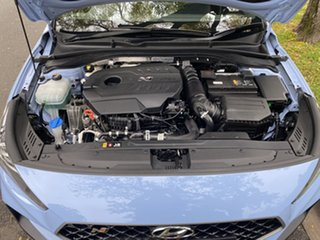 2020 Hyundai i30 PDe.3 MY20 N Performance Blue 6 Speed Manual Hatchback.