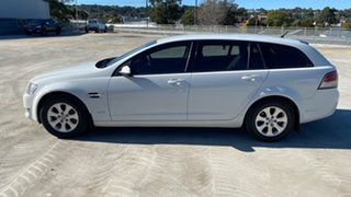 2012 Holden Commodore VE II MY12 Omega Sportwagon White 6 Speed Sports Automatic Wagon