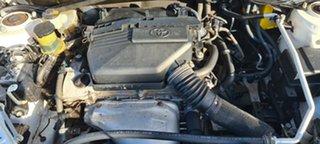 2005 Toyota RAV4 ACA23R CV White 4 Speed Automatic Wagon.