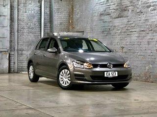 2015 Volkswagen Golf VII MY15 90TSI DSG Grey 7 Speed Sports Automatic Dual Clutch Hatchback.