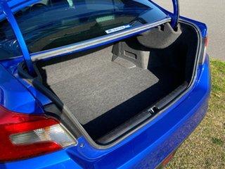 2017 Subaru WRX V1 MY18 STI AWD Blue 6 Speed Manual Sedan