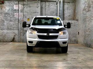 2016 Holden Colorado RG MY16 LTZ Crew Cab White 6 Speed Sports Automatic Utility.