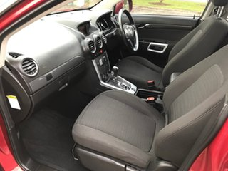 2014 Holden Captiva CG MY15 5 LT Red 6 Speed Sports Automatic Wagon