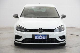 2018 Volkswagen Golf 7.5 MY18 R DSG 4MOTION Grid Edition Pure White 7 Speed.