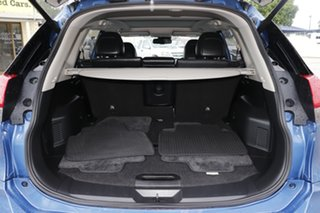 2017 Nissan X-Trail T32 Series II TL X-tronic 4WD Marine Blue 7 Speed Constant Variable Wagon
