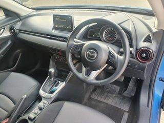 2015 Mazda CX-3 DK4W7A Maxx SKYACTIV-Drive i-ACTIV AWD Blue 6 Speed Sports Automatic Wagon