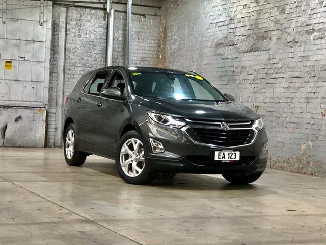 Used Holden Equinox EQ MY18 LT FWD Mile End South, 2017 Holden Equinox EQ MY18 LT FWD Grey 9 Speed Sports Automatic Wagon