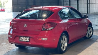 2012 Holden Cruze JH Series II MY13 Equipe Red 6 Speed Sports Automatic Hatchback.