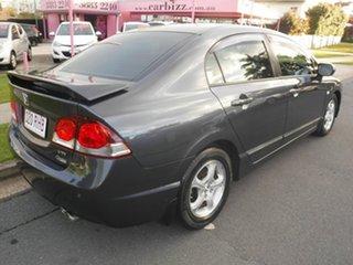 2010 Honda Civic 8th Gen VTi Limited Edition Grey 5 Speed Manual Sedan.
