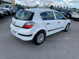 2004 Holden Astra AH CD White 4 Speed Automatic Hatchback