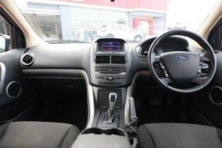 2014 Ford Territory SZ TX (4x4) Green 6 Speed Automatic Wagon