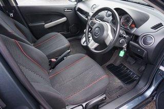 2011 Mazda 2 DE10Y1 MY11 Maxx Metroploitan Grey 4 Speed Automatic Hatchback
