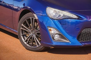 2013 Toyota 86 ZN6 GTS Blue 6 Speed Sports Automatic Coupe.