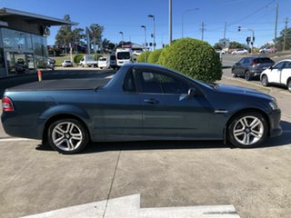 2008 Holden Ute VE SV6 60th Anniversary Blue 5 Speed Sports Automatic Utility.