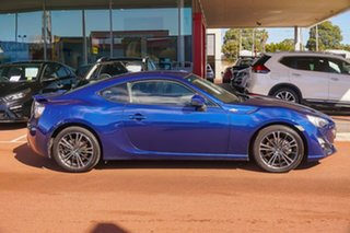 2013 Toyota 86 ZN6 GTS Blue 6 Speed Sports Automatic Coupe