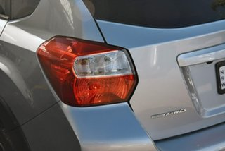 2011 Subaru XV G4X MY12 2.0i-L Lineartronic AWD Silver 6 Speed Constant Variable Wagon