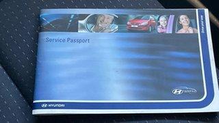 2007 Hyundai Getz TB MY07 SX Blue 5 Speed Manual Hatchback