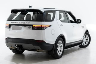 2019 Land Rover Discovery Series 5 L462 MY19 SE White 8 Speed Sports Automatic Wagon