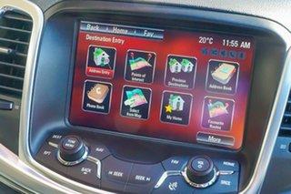 2015 Holden Commodore VF II MY16 SS V Redline Red 6 Speed Manual Sedan