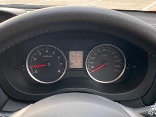 2012 Subaru XV G4X MY12 2.0i-L Lineartronic AWD Orange 6 Speed Constant Variable Wagon