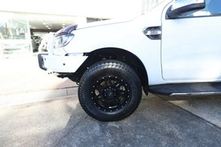 2017 Ford Ranger PX MkII MY17 XLT 3.2 (4x4) White 6 Speed Automatic Dual Cab Utility.