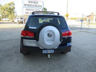 2007 Volkswagen Touareg 7L V6 FSI Blue 6 Speed Automatic Wagon