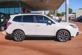 2017 Subaru Forester S4 MY17 2.5i-S CVT AWD White 6 Speed Constant Variable Wagon
