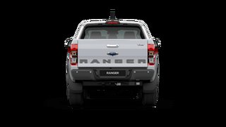2021 Ford Ranger PX MkIII 2021.25MY XLT Arctic White 6 Speed Sports Automatic Double Cab Pick Up