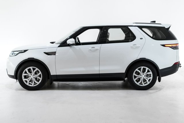 Used Land Rover Discovery Series 5 L462 MY19 SE Berwick, 2019 Land Rover Discovery Series 5 L462 MY19 SE White 8 Speed Sports Automatic Wagon
