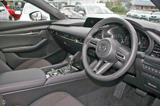 2021 Mazda 3 BP2HLA G25 SKYACTIV-Drive Evolve Silver 6 Speed Sports Automatic Hatchback