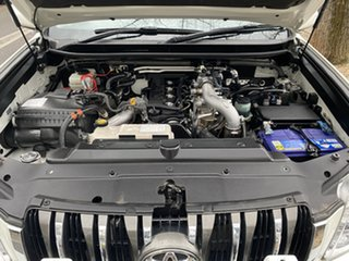 2013 Toyota Landcruiser Prado KDJ150R VX Crystal Pearl 5 Speed Sports Automatic Wagon.