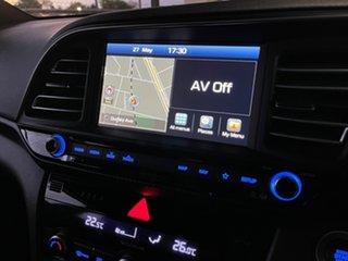2019 Hyundai Elantra AD.2 MY19 Sport DCT Premium Black 7 Speed Sports Automatic Dual Clutch Sedan