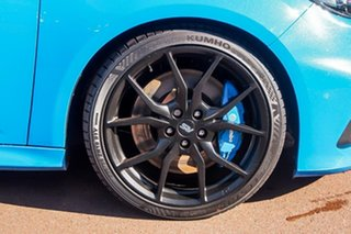 2018 Ford Focus LZ RS AWD Limited Edition Blue 6 Speed Manual Hatchback