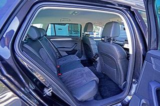 2016 Skoda Superb NP MY17 206TSI DSG Black 6 Speed Sports Automatic Dual Clutch Wagon