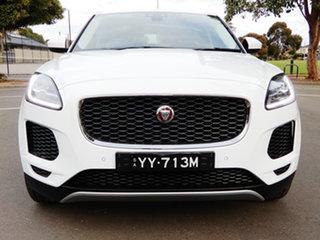 2018 Jaguar E-PACE X540 18MY Standard SE White 9 Speed Sports Automatic Wagon.