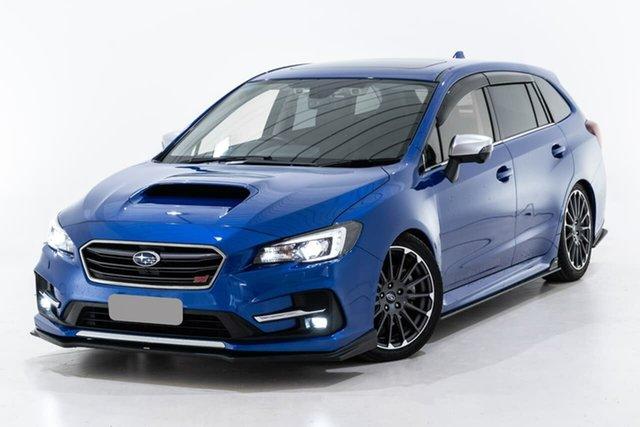 Used Subaru Levorg V1 MY18 2.0 GT-S CVT AWD Berwick, 2018 Subaru Levorg V1 MY18 2.0 GT-S CVT AWD 8 Speed Constant Variable Wagon