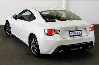 2014 Toyota 86 ZN6 MY14 Upgrade GT White Liquid 6 Speed Manual Coupe