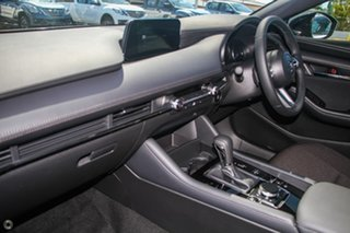 2021 Mazda 3 BP2H7A G20 SKYACTIV-Drive Evolve Black 6 Speed Sports Automatic Hatchback
