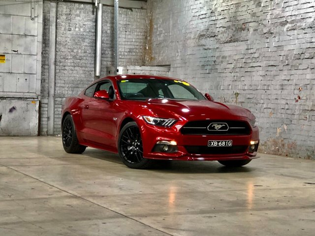 Used Ford Mustang FM GT Fastback SelectShift Mile End South, 2016 Ford Mustang FM GT Fastback SelectShift Rd/leather 6 Speed Sports Automatic Fastback