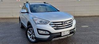 2013 Hyundai Santa Fe DM MY14 Elite Silver 6 Speed Sports Automatic Wagon.