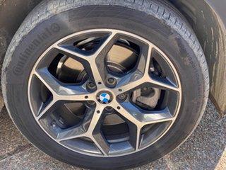 2016 BMW X1 F48 xDrive20d Steptronic AWD Glacier Silver 8 Speed Sports Automatic Wagon