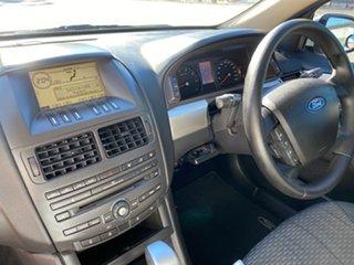 2008 Ford Falcon FG XT Silver 5 Speed Auto Seq Sportshift Sedan