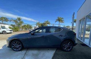2021 Mazda 3 G20 Evolve Grey 6 Speed Automatic Hatchback